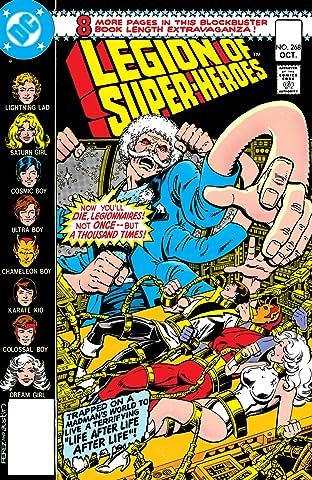 Legion of Super-Heroes (1980-1984) #268
