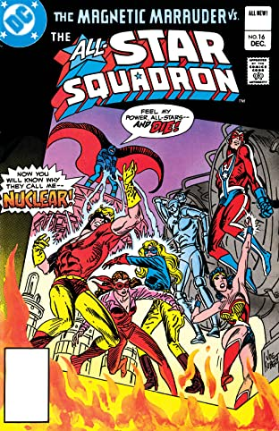 All-Star Squadron (1981-1987) #16