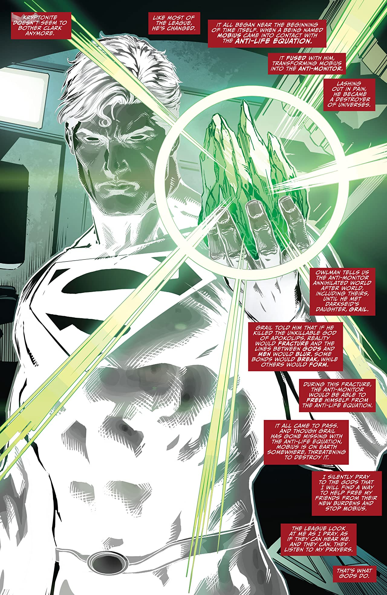 Justice League (2011-2016) #48