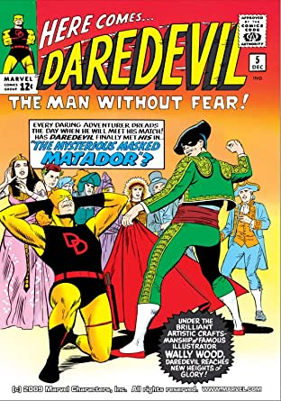 Daredevil (1964-1998) No.5