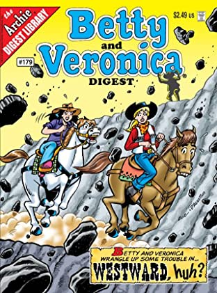 Betty & Veronica Digest #179