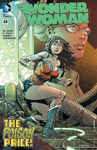 Wonder Woman (2011-) #48