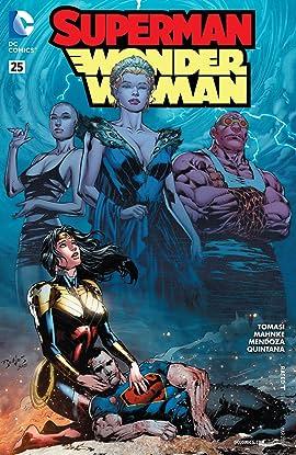 Superman/Wonder Woman (2013-2016) #25