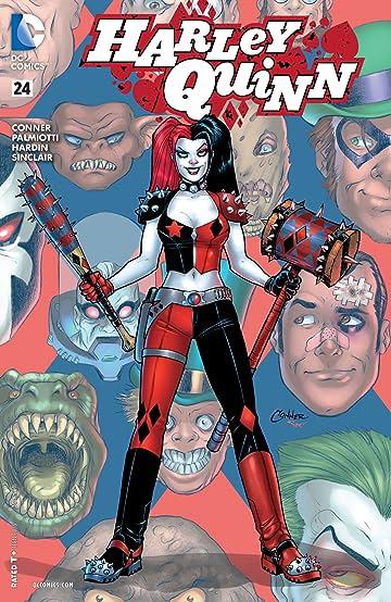 Harley Quinn (2013-2016) #24