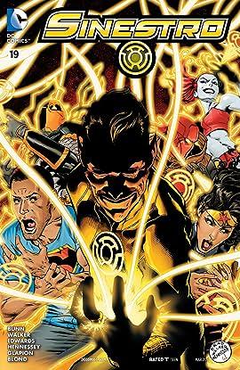 Sinestro (2014-2016) #19