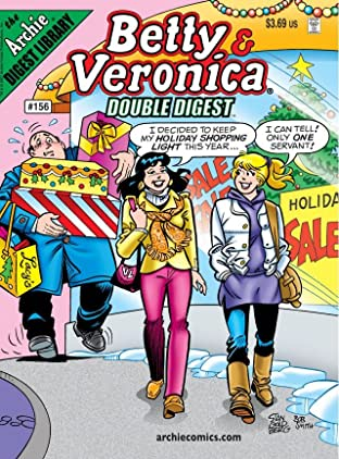 Betty & Veronica Double Digest No.156
