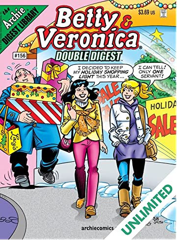 Betty & Veronica Double Digest #156