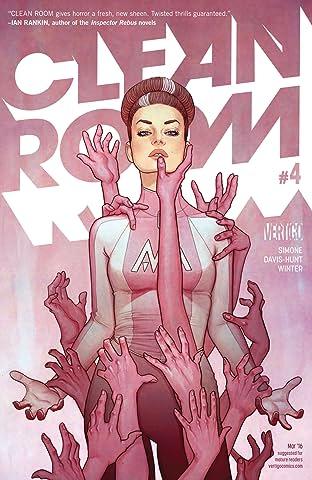 Clean Room (2015-2017) #4