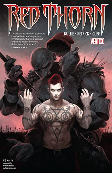 Red Thorn (2015-2016) #3