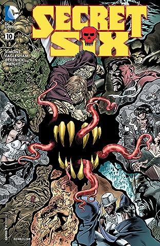Secret Six (2014-2016) #10