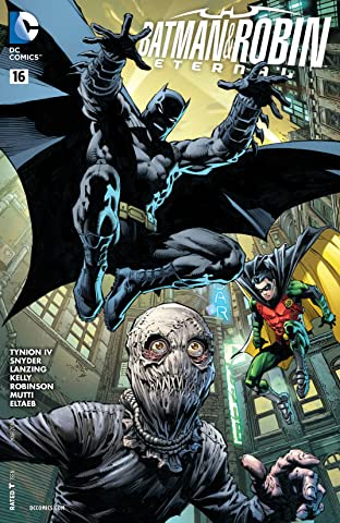 Batman & Robin Eternal (2015-2016) #16