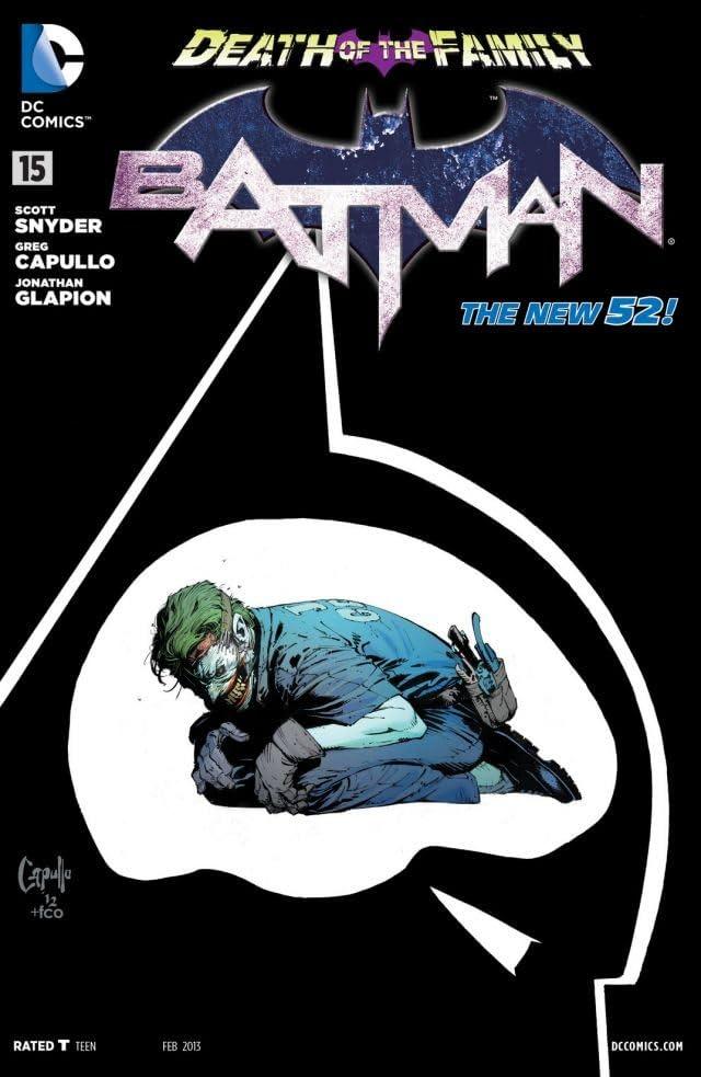 Batman (2011-) #15