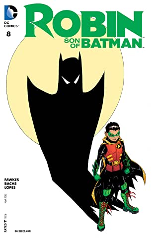 Robin: Son of Batman (2015-2016) #8
