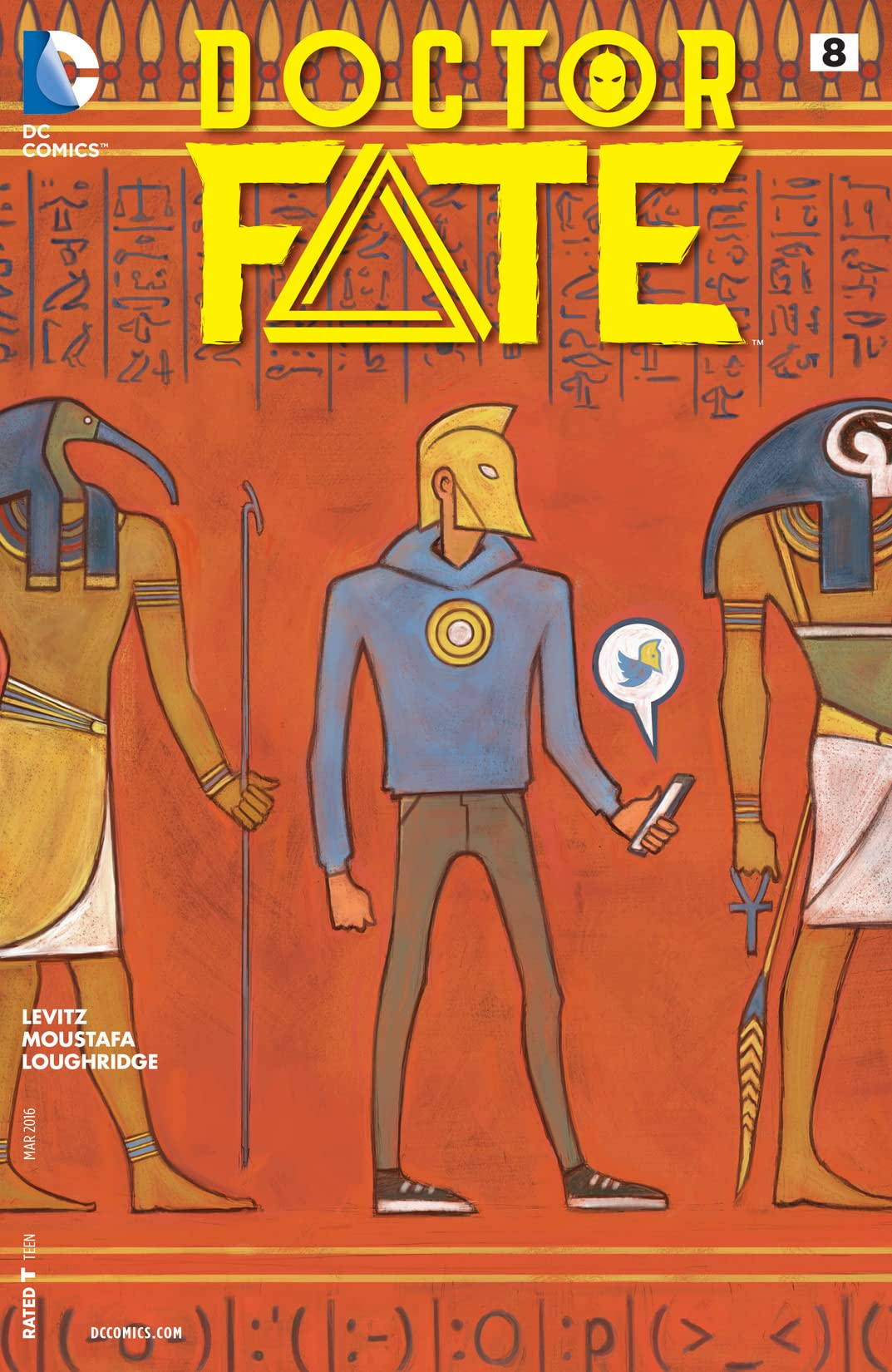 Doctor Fate (2015-2016) #8