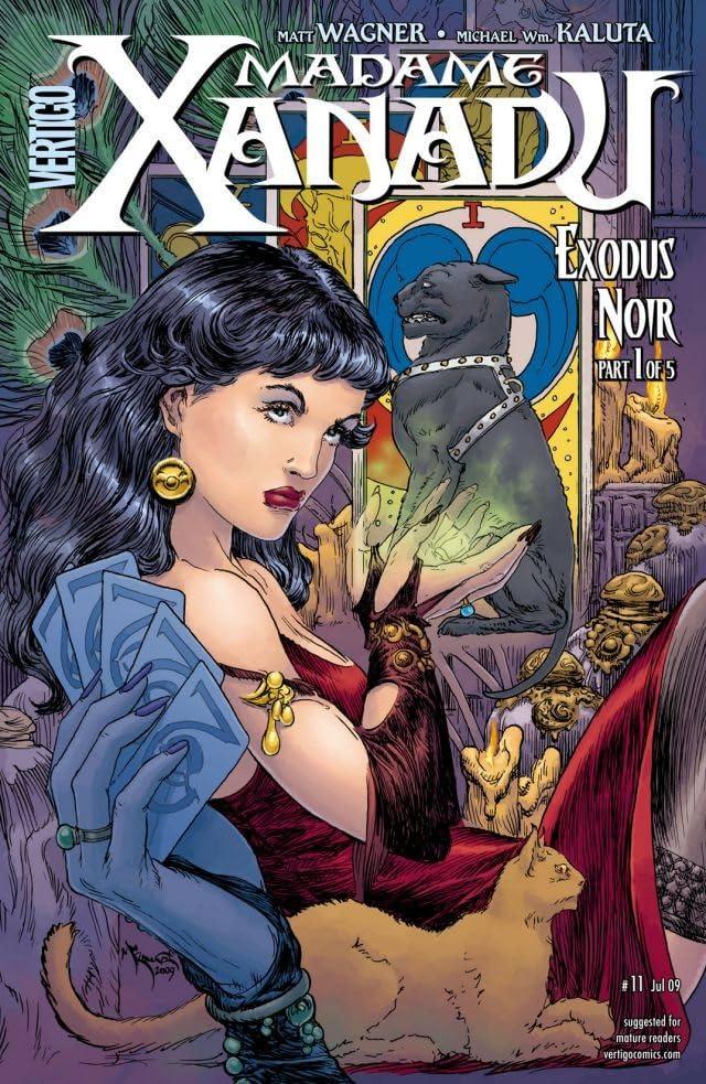 Madame Xanadu (2008-2011) #11