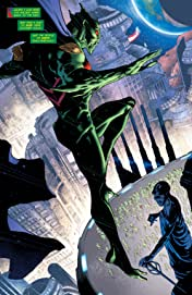 Martian Manhunter (2015-2016) #8