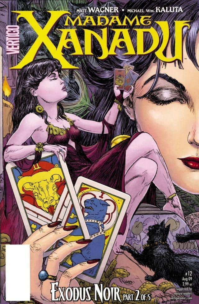 Madame Xanadu (2008-2011) #12