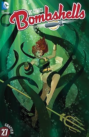 DC Comics: Bombshells (2015-) #27