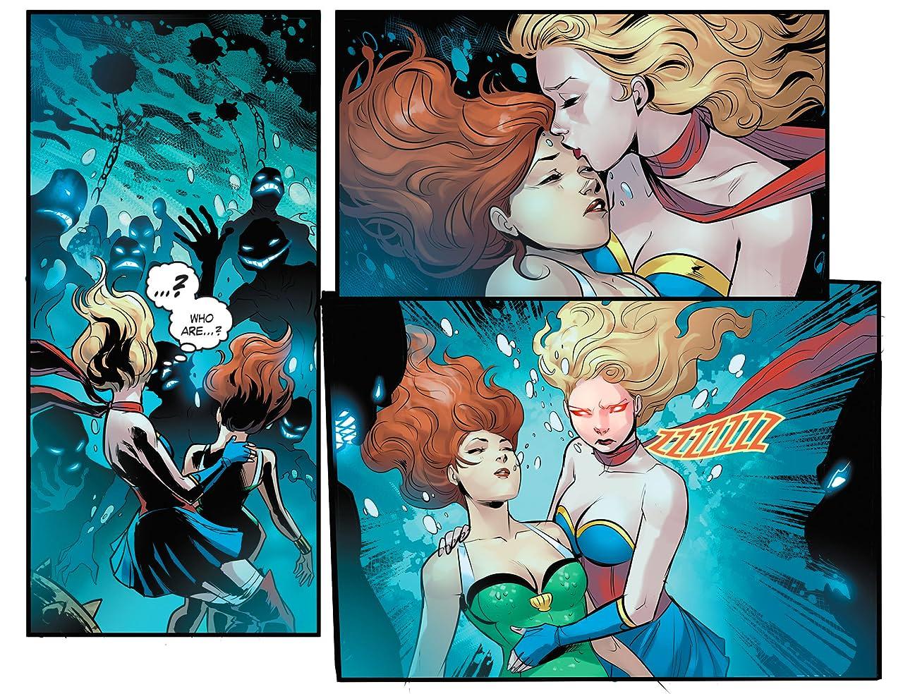 DC Comics: Bombshells (2015-2017) #27