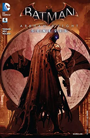 Batman: Arkham Knight - Genesis (2015-2016) #6