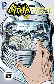 Batman '66 Meets the Man From UNCLE (2015-2016) #5