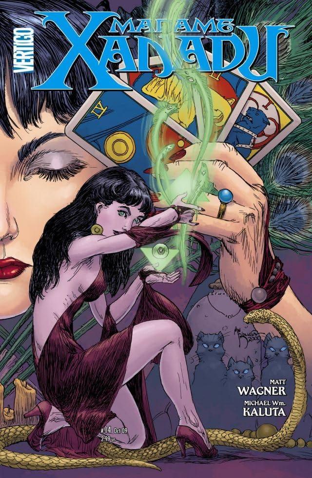 Madame Xanadu (2008-2011) #14