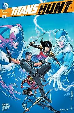 Titans Hunt (2015-2016) #4