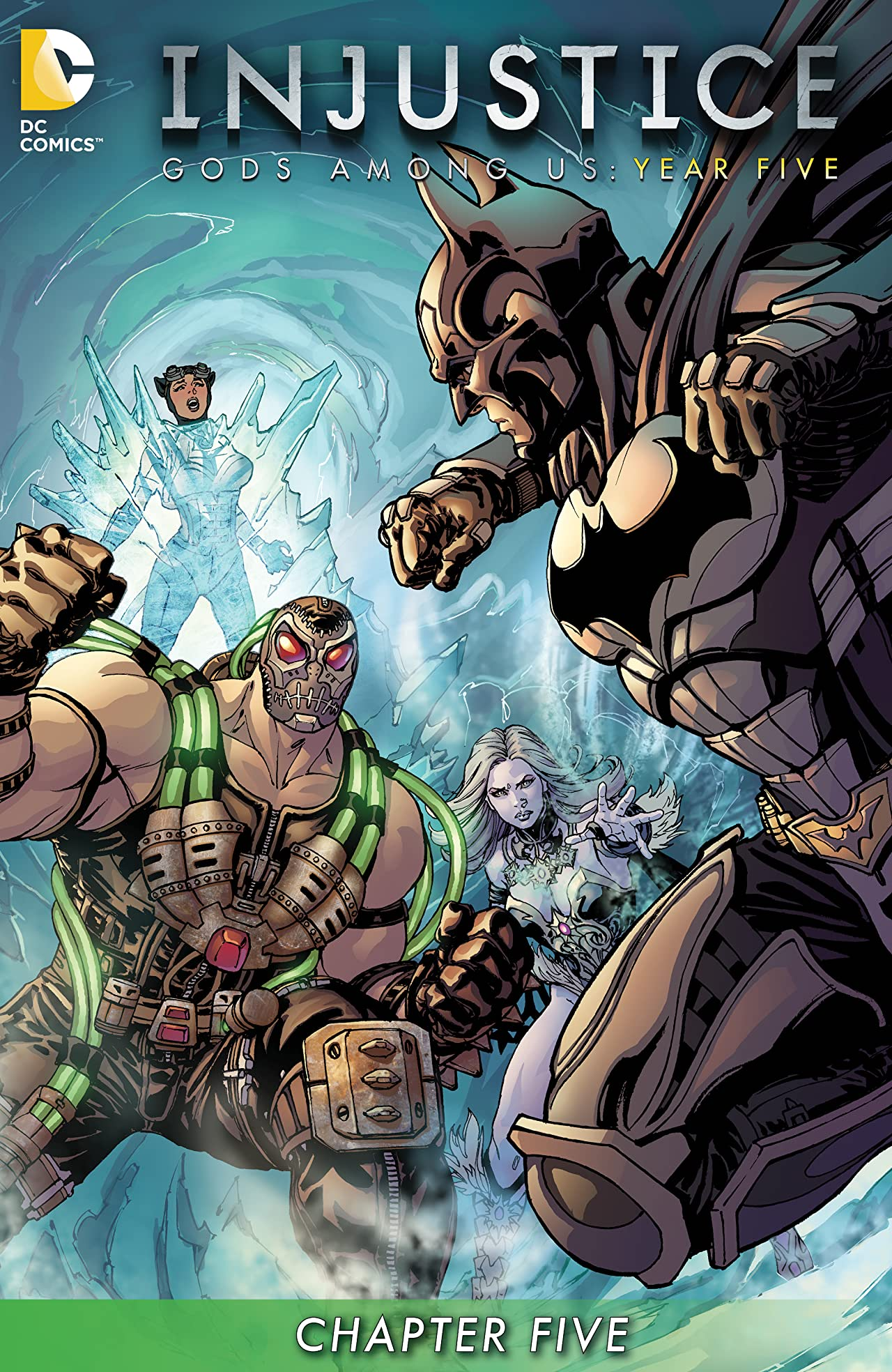 Injustice: Gods Among Us: Year Five (2015-2016) #5