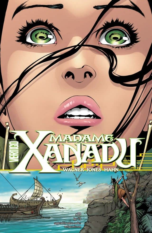 Madame Xanadu (2008-2011) #20