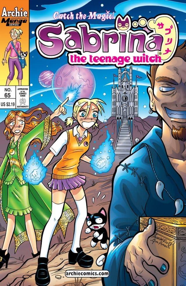 Sabrina Manga #8