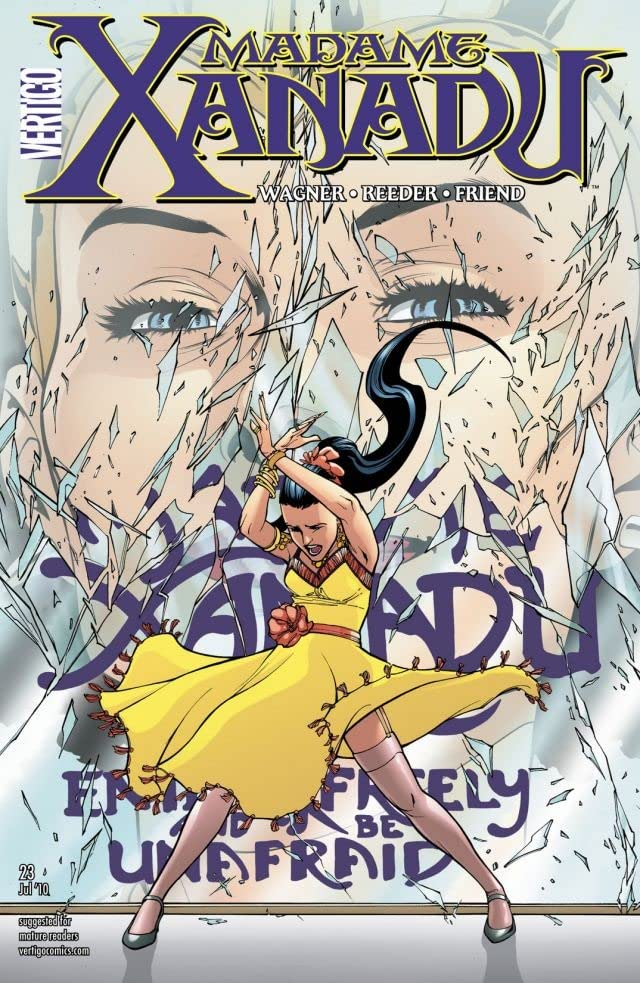 Madame Xanadu (2008-2011) #23