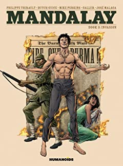 Mandalay Tome 3: Invasion