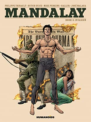 Mandalay Tome 3: Invasion