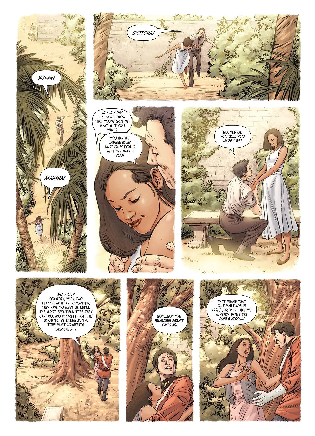 Mandalay Vol. 3: Invasion