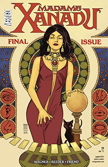 Madame Xanadu (2008-2011) #29