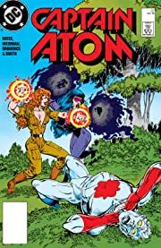 Captain Atom (1986-1991) No.22