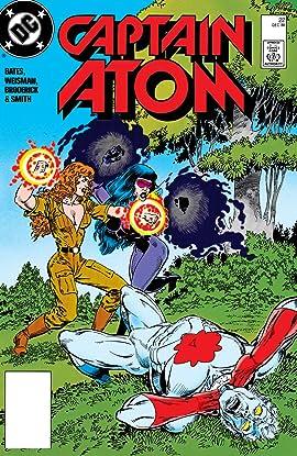 Captain Atom (1986-1991) No.22