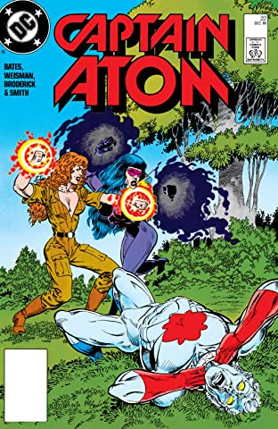 Captain Atom (1986-1991) #22