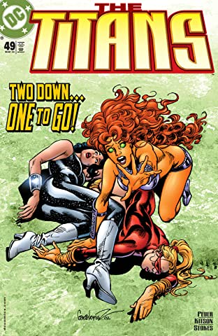 The Titans (1999-2003) #49