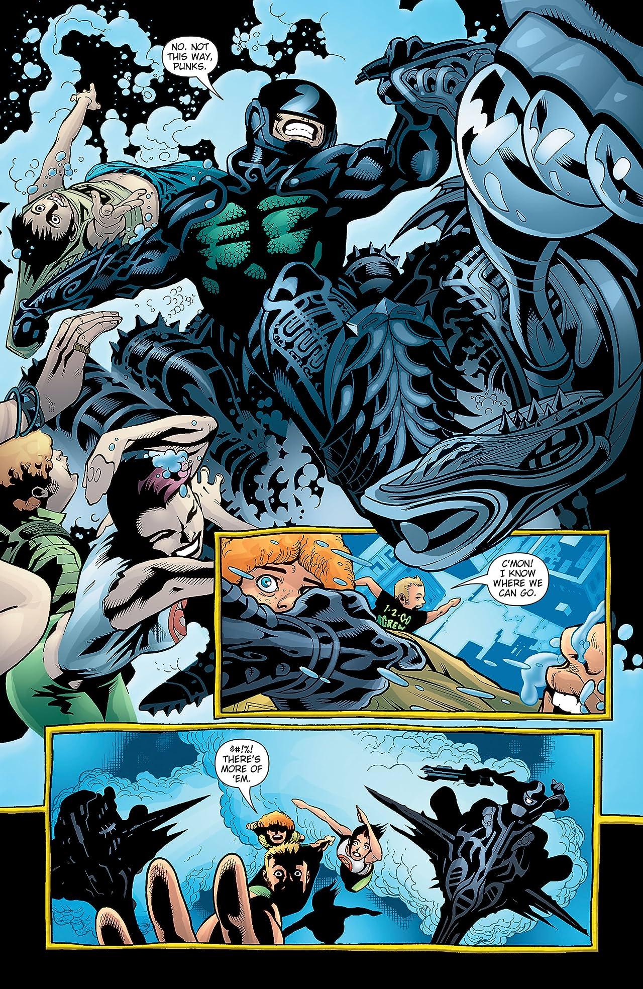Aquaman (2003-2006) #26
