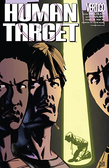 Human Target (2003-2005) #18