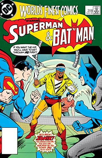 World's Finest Comics (1941-1986) #318