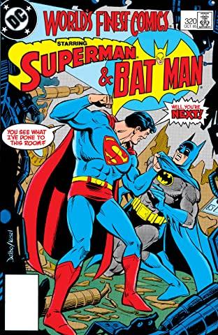 World's Finest Comics (1941-1986) #320