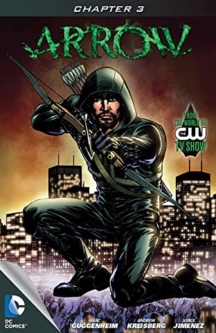 Arrow (2012-2013) No.3