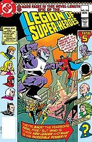 Legion of Super-Heroes (1980-1985) #269