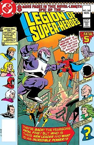 Legion of Super-Heroes (1980-1985) No.269