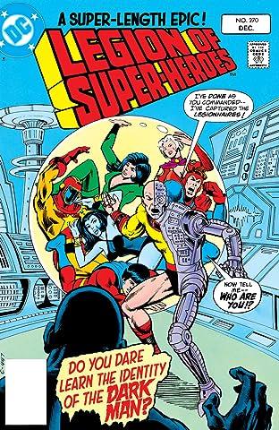 Legion of Super-Heroes (1980-1985) No.270