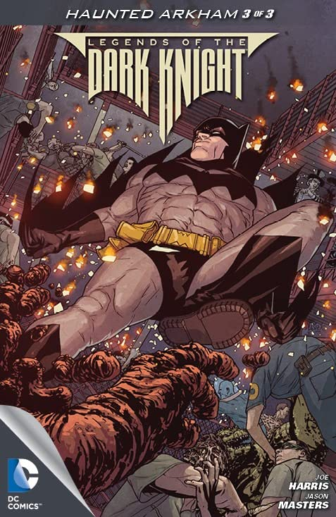 Legends of the Dark Knight (2012-2015) #21