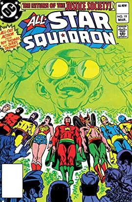 All-Star Squadron (1981-1987) #19