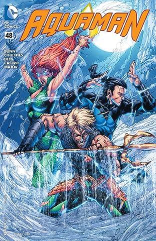 Aquaman (2011-) #48